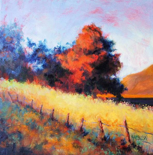 Painting - Harmony by Peggy Wrobleski