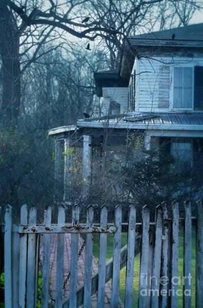 Wall Art - Photograph - Haunted House by Jill Battaglia