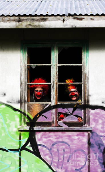 Villain Photograph - Haunted House Of Horrors by Jorgo Photography - Wall Art Gallery