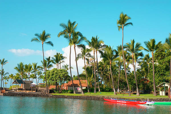 Watersports Photograph - Hawaii, Big Island, Kona-kailua by Inger Hogstrom