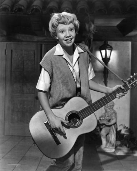 Parent Photograph - Hayley Mills In The Parent Trap  by Silver Screen