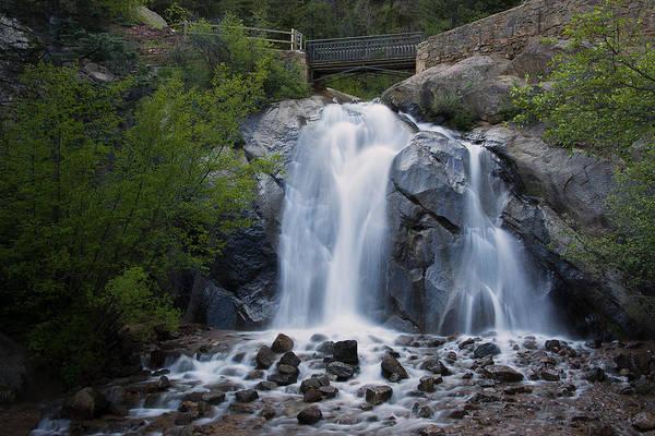 Helen Hunt Falls Photograph - Helen Hunt Falls by Samantha Schram