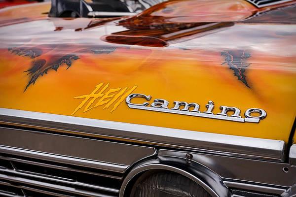 Photograph - Hell Camino by Jeff Sinon