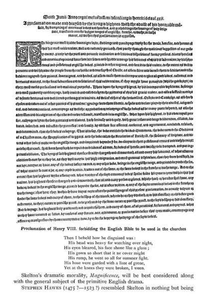 Wall Art - Painting - Henry Viii Proclamation by Granger