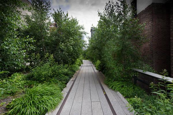 Photograph - High Line Nyc by Gary Eason