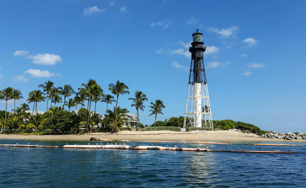 Hillsboro Inlet Lighthouse Art Print