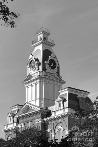 Conservative Wall Art - Photograph - Hillsdale College Central Hall by University Icons
