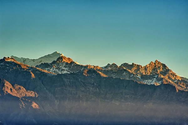 Photograph - Himalayan Mountains by U Schade