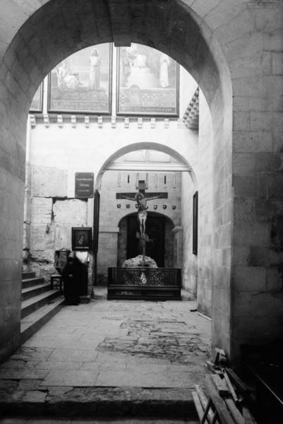 Church Of The Holy Sepulcher Photograph - Holy Sepulcher by Granger