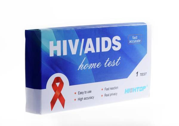 Immune Wall Art - Photograph - Home Hiv Test by Cordelia Molloy