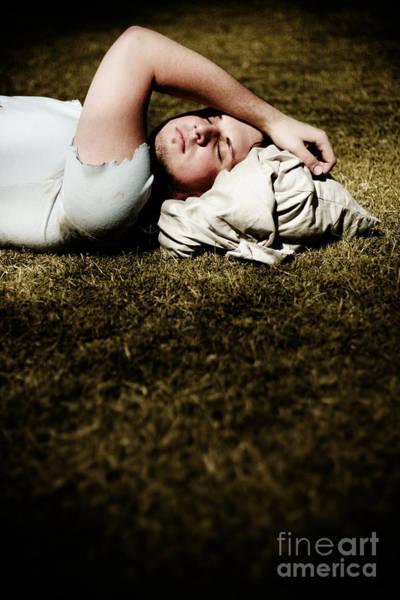 Homeless Photograph - Homeless by Jorgo Photography - Wall Art Gallery