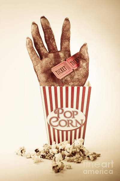 Wall Art - Photograph - Horror Movie by Jorgo Photography - Wall Art Gallery