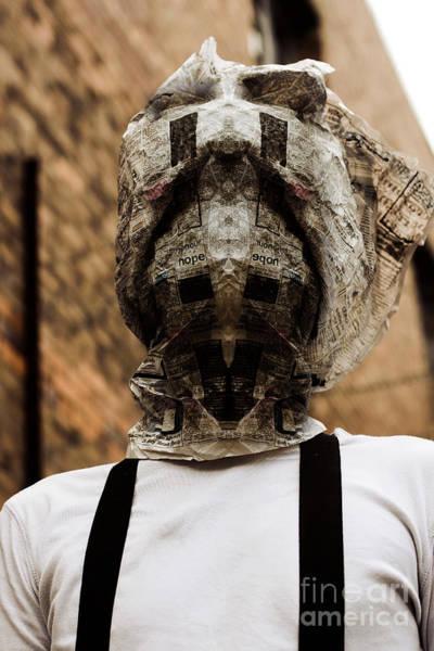Char Wall Art - Photograph - Horror News Head Lines by Jorgo Photography - Wall Art Gallery