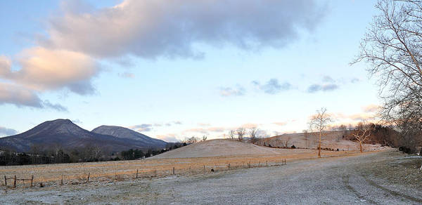 Rockbridge County Photograph - House Mountain by Todd Hostetter