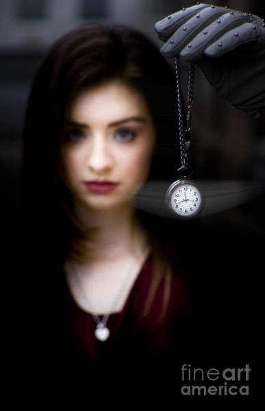 Suggestion Photograph - Hypnotised Woman by Jorgo Photography - Wall Art Gallery