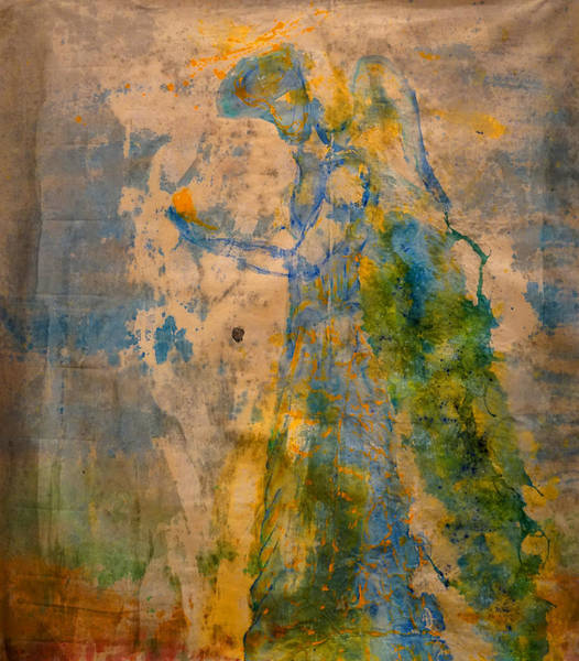 Painting - I Give My Love To You  by Giorgio Tuscani