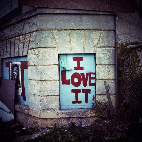 Photograph - I Love It by Natasha Marco