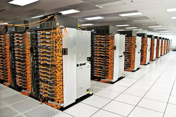 Lawrence Photograph - Ibm Sequoia Supercomputer by Lawrence Livermore National Laboratory