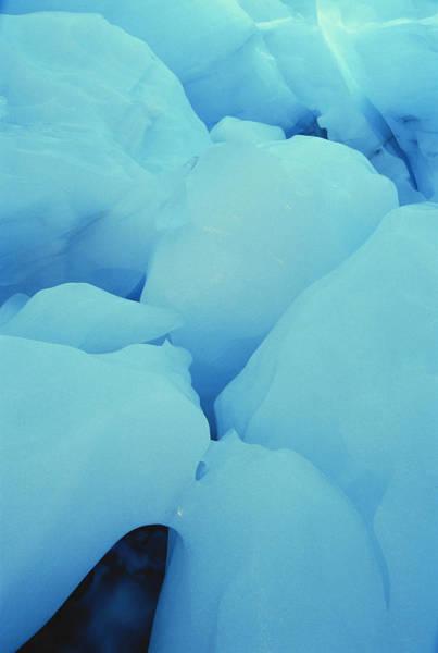 Wall Art - Photograph - Ice Cave, Mt. Rainier by F. Stuart Westmorland