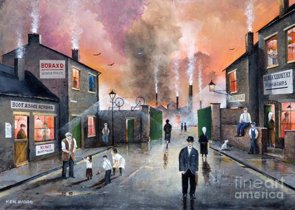 Images Of The Black Country Art Print