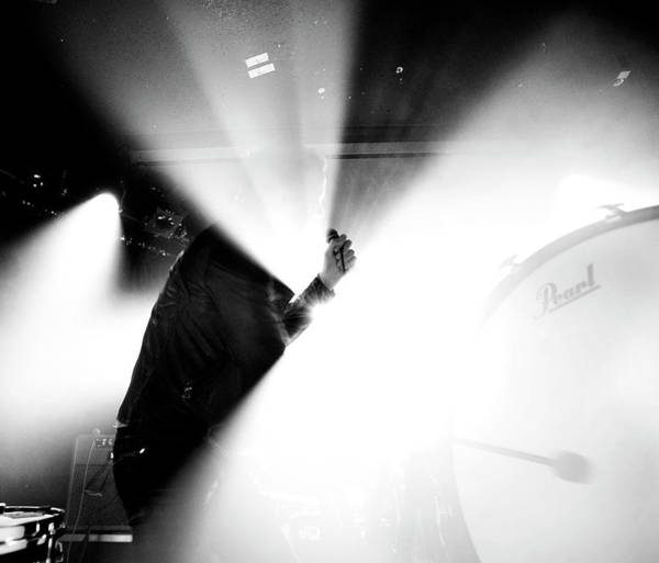 Guitarist Photograph - Imagine Dragons At The Viper Room by Stephen Albanese