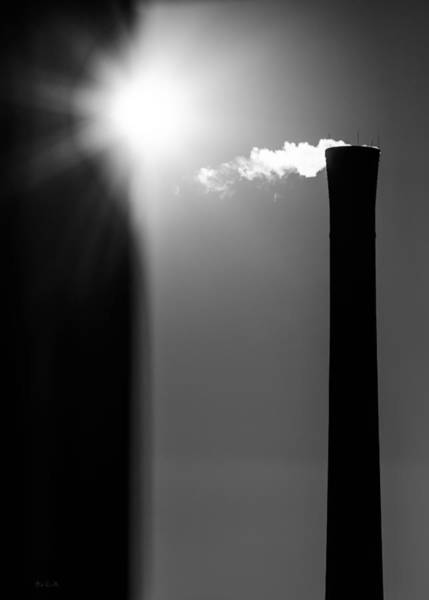 Photograph - Industrial Afternoon by Bob Orsillo