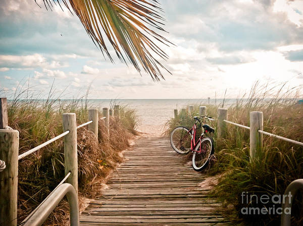 Wall Art - Photograph - Invitation To The Shore by Stacey Granger