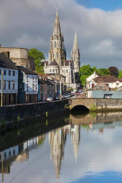 Wall Art - Photograph - Ireland, County Cork, Cork City, St by Walter Bibikow