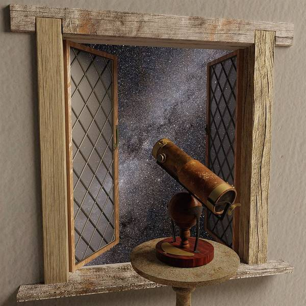 1600s Wall Art - Photograph - Isaac Newton's Reflecting Telescope by Power And Syred, Nasa/science Photo Library