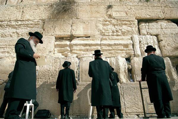 Pilgrimage Photograph - Israel, Jerusalem by David Noyes