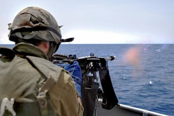 Psi Photograph - Israeli Navy Missile Boat by Photostock-israel