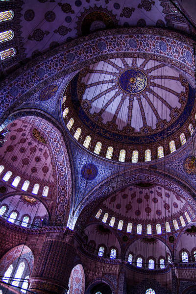 Wall Art - Photograph - Istanbul, Turkey by Jolly Sienda