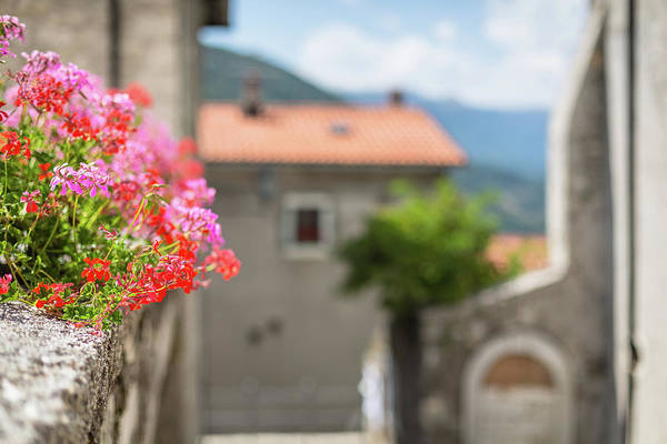The Doors Wall Art - Photograph - Italian Country In Abruzzo by Deimagine