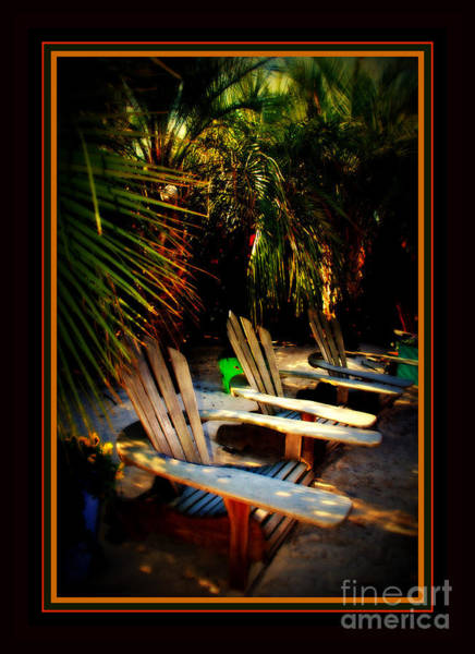 Photograph - It's Margarita Time In Paradise by Susanne Van Hulst