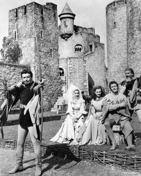 Ivanhoe Photograph - Ivanhoe  by Silver Screen