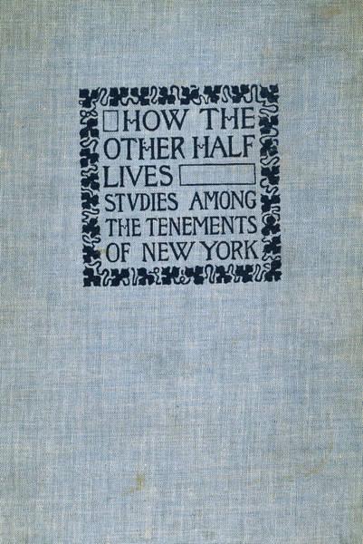 Half Life Photograph - Jacob Riis (1849-1914) by Granger