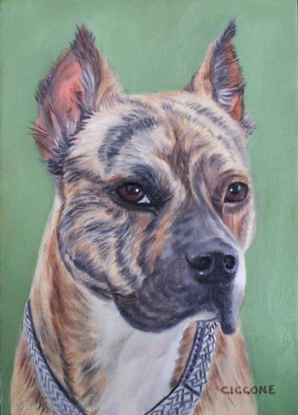 Painting - Jade by Jill Ciccone Pike