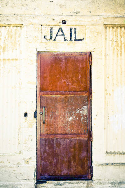 Photograph - Jail by Priya Ghose