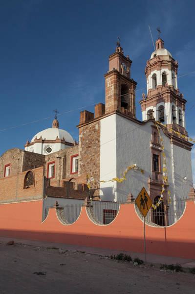 Jaral De Berrio Church, San Felipe Art Print