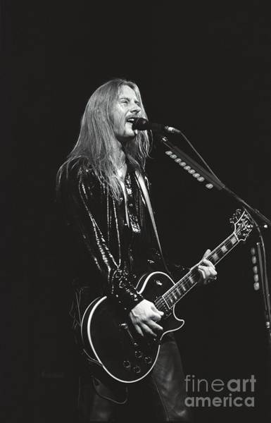 Wall Art - Photograph - Jerry Cantrell by Concert Photos