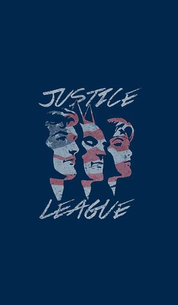 Justice League Digital Art - Jla - Justice For America by Brand A