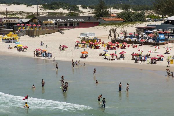 Beach Holiday Photograph - Joaquina Beach by Maremagnum