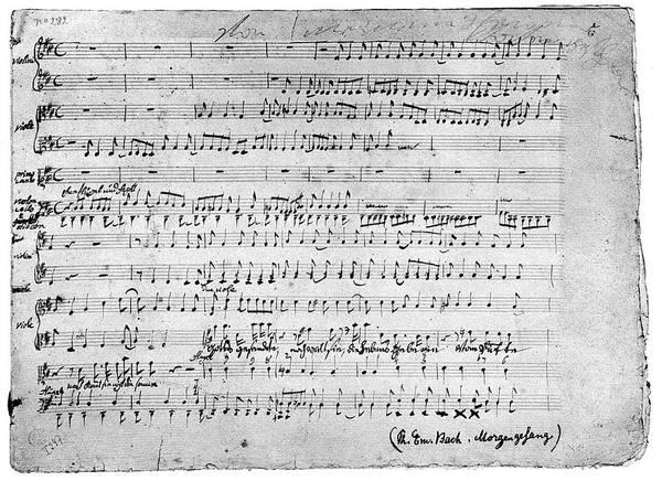 Artifact Painting - Johann Van Beethoven (1740-1792) by Granger