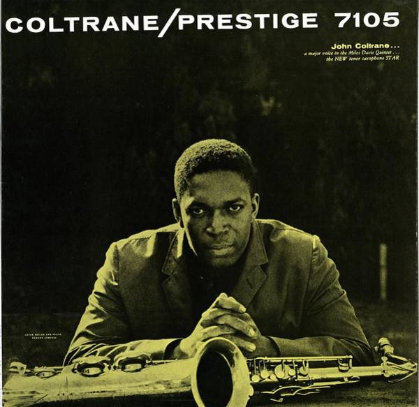 Jazz Digital Art - John Coltrane -  Coltrane by Concord Music Group