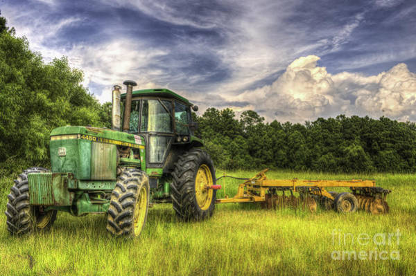Photograph - Nothing Runs Like A Deere by Dale Powell