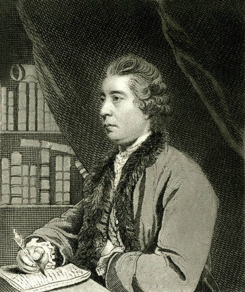 1715 Drawing - John Hawkesworth  English Writer by Mary Evans Picture Library