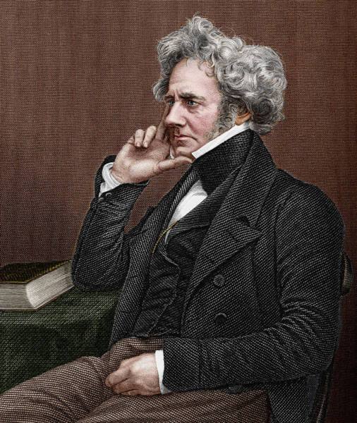 Astronomer Photograph - John Herschel by Sheila Terry/science Photo Library