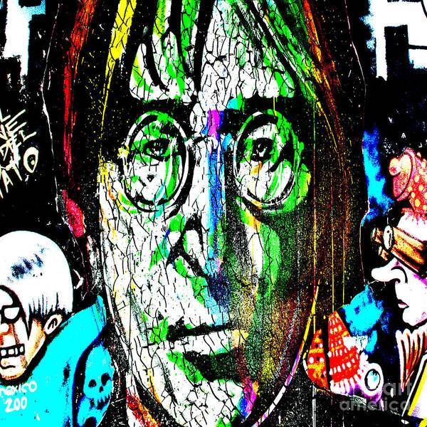 Photograph - John Lennon  by Gary Keesler