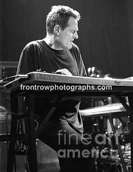 John Paul Jones Photograph - John Paul Jones by Concert Photos