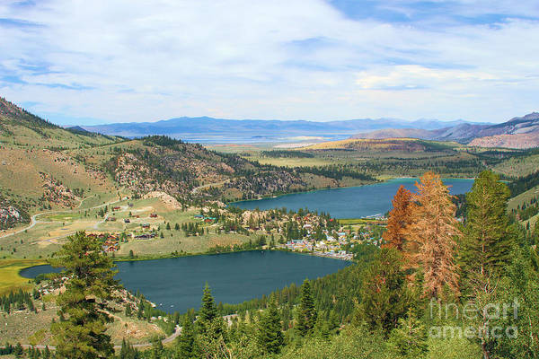 Photograph - June Mountain View by Adam Jewell